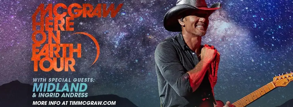 Tim McGraw Here on Earth Tour