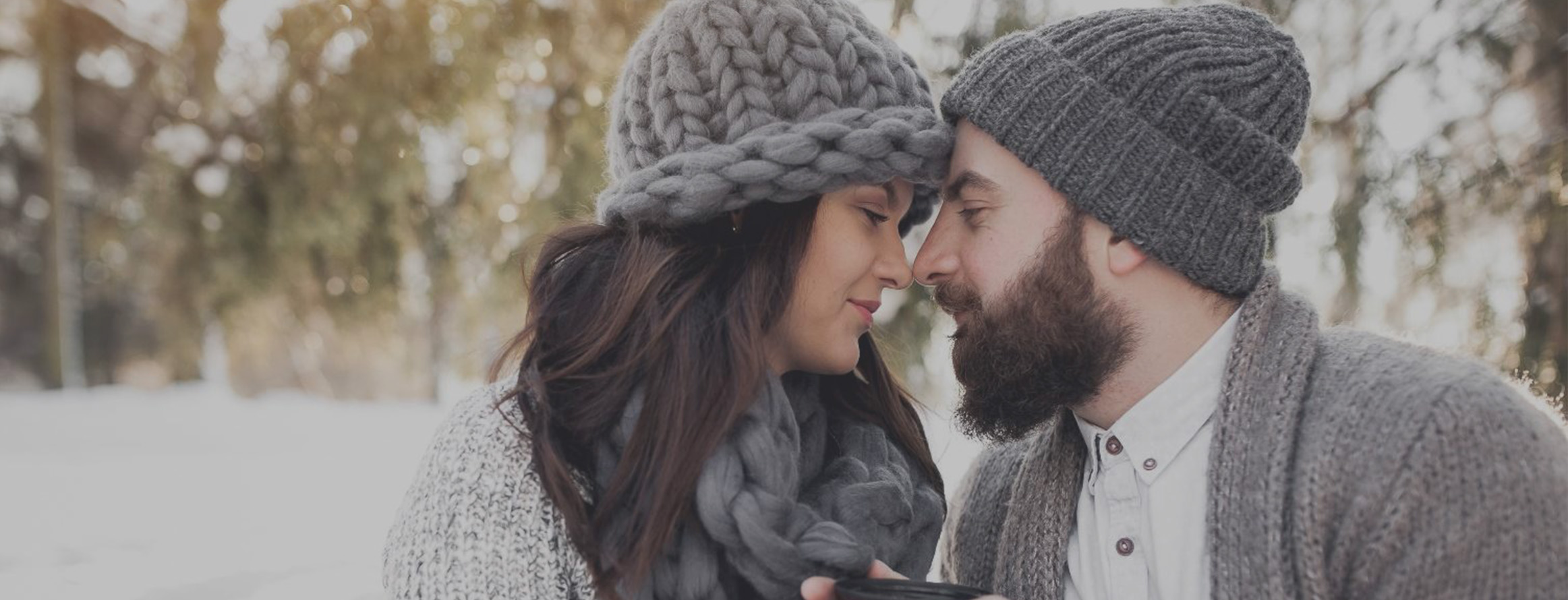 Experience Winter Romance in <br><strong>The Woods</strong>