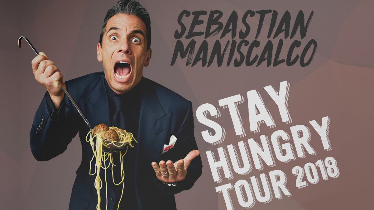 Sebastian Maniscalco | The Woodlands Resort