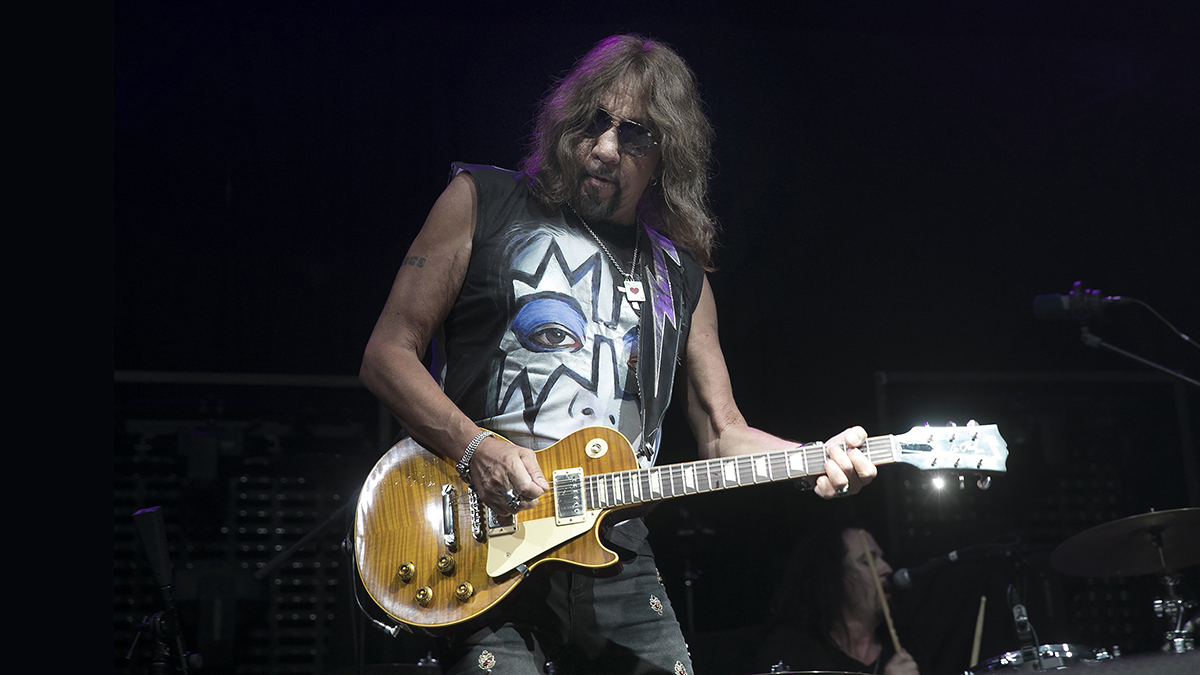 Ace Frehley The Woodlands Resort