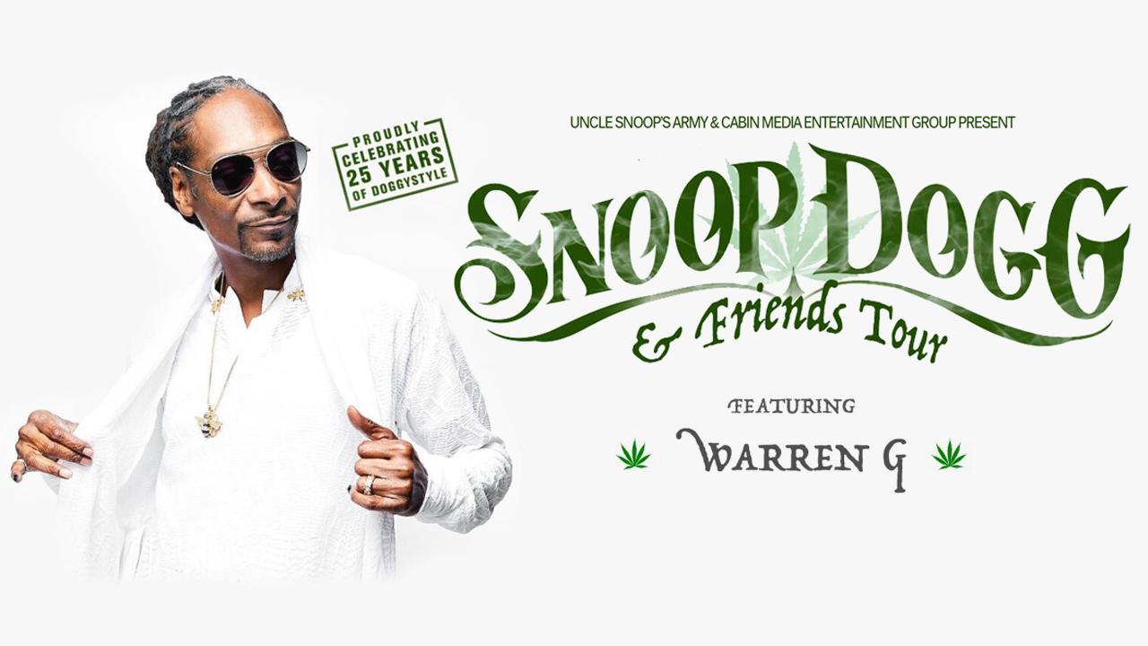 Snoop Dogg and Friends Tour