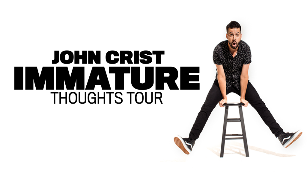 John Crist - Immature Thoughts Tour