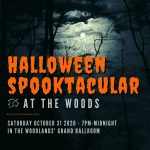 Halloween Spooktacular at the Woods